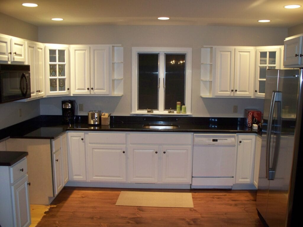 interior home painting by Coughlin Painting